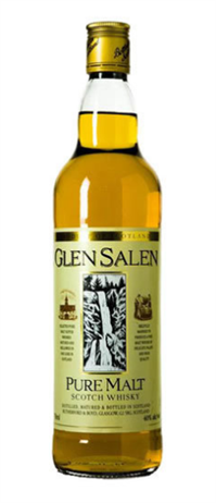 Glen Salen Scotch Pure Malt 80@